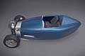 "Castle Three ""crowd funding"" retro three wheeler"