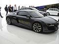 Intenational Ces Audi R8 e-Tron supercar