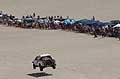 Dakar 2013 spettacolare pick-up in volo