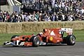 F1 Monoposto Ferrari al Goodwood Festival of Speed