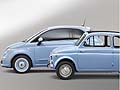 Fiat 500 1957 special editions fiancata laterale