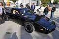 Films cars la supercar KITT Knight Rider alla Fiera di Bari
