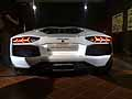 Laborghini Aventador LP 700-4 retro supercar