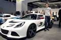 Anteprima mndiale Lotus Exige S racing all´IAA 2011