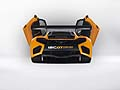 McLaren 12 C GT Can-Am Edition super sportiva da gara
