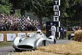 Mercedes-Benz at the Goodwood Festival of Speed 2014