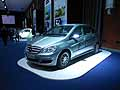 Mercedes-Benz Classe A e-cell all´evento H2Roma
