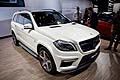 Mercedes GL 63 AMG world premiere MIAS Moscow International Automobile Salon