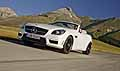 Supercar Mercedes-Benz SLK 55 AMG