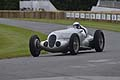 Monoposto storica Mercedes-Benz al Goodwood Festival of Speed