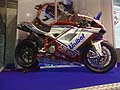 Moto Ducati 1198 da corsa Althea racing