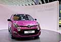 New Renault Twingo on booth