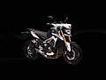 New Yamaha MT 09 Model Year 2014