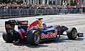 «a beautiful day» Mark Webber descrive la sua performance nella capitale dell' auto italiana