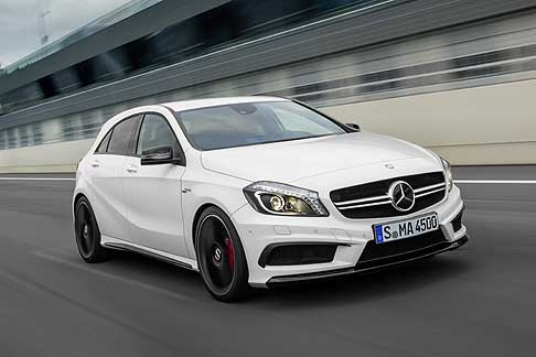 "Mercedes-Benz - AM Awards 2013: Mercedes A-Class wins ""AM New Car of the Year"""