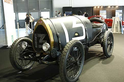 Verona Legend Car - Bugatti Type 51 Works Grand Prix al Verona Legend Car 2015