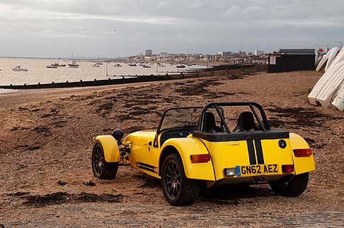 Caterham - Caterham Seven Supersport R con motori Duratec by Ford