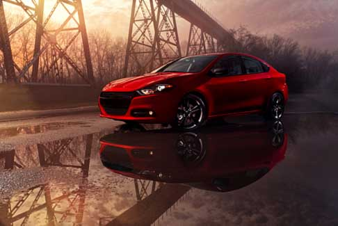 Dodge - Dodge Dart Blacktop debut NAIAS of Detroit