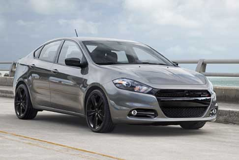 Dodge - Dodge Dart Blacktop limited editions