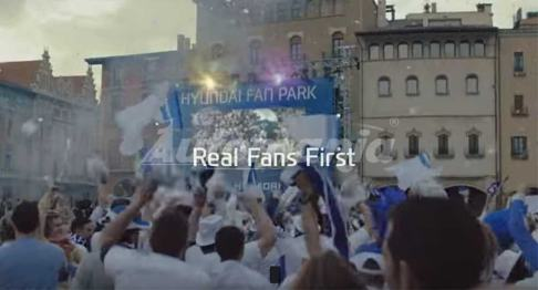 Hyundai - Hyundai the wait con Fun Park e Real funs first #RealFansFirst