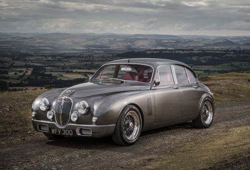 Jaguar - Jaguar Mark 2 by Callum Ph Charlie Magee