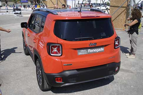 Jeep - Jeep Renegade 1.4 MultiAir Limited