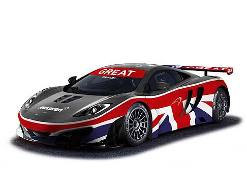 McLaren - World debut for enhanced McLaren MP4-12C GT3