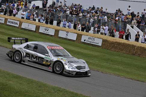 Mercedes-Benz - Mercedes-Benz AMG C-Class DTM a Goodwood Festival of Speed 2014