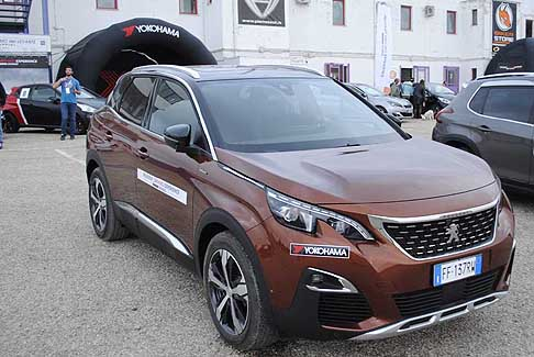 Car of the Year 2017 - Peugeot 3008