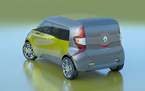 Renault - Renault Frendzy: a vehicle for work and family!