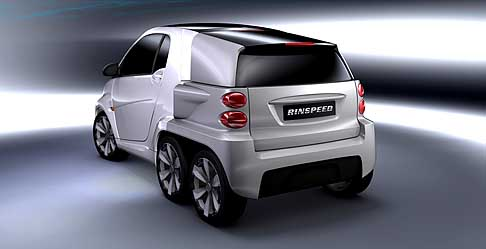 Rinspeed - RinSpeed Dock+Go Concept di Frank Rinderknecht debutter� al salone di Ginegra