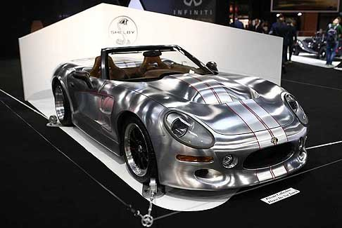 Ford - Shelby Series 2 MY 2018 supercar al Motor Show di Parigi 2018