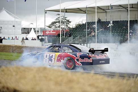 Toyota - Toyota Camry Red Bull competition al Goodwood Festival of Speed 2012