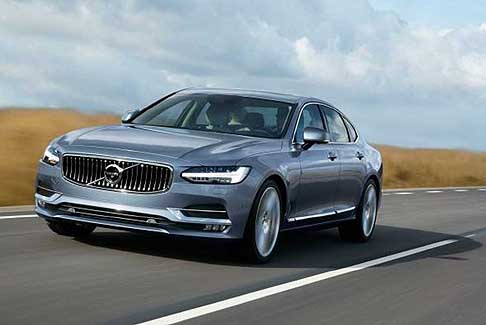 Car of the Year 2017 - Volvo S90 / V90
