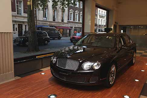 Bentley - Auto Bentley Continental Flying Spur Linley