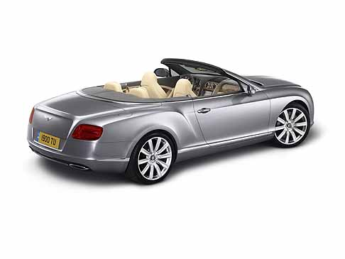 Bentley - Bentley Continental GTC decappottabile