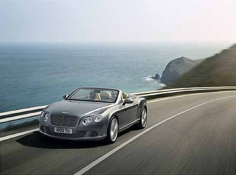 Bentley - News Bentley Continental GTC