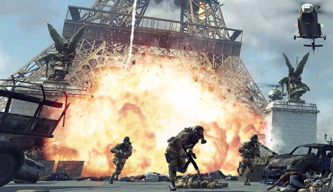 Call of Duty - Call of Duty: MW3 la guerra anche a Parigi