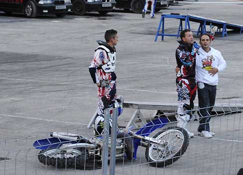 Freestyle - Motocross Freestyle con i bikers Ciccio White e Vanni Vyper