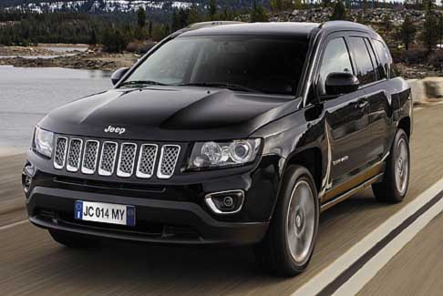 Jeep - Jeep Compass Model Year 2014 allestimenti Limited e North