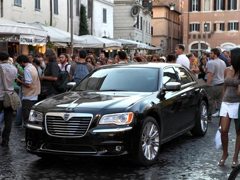 Lancia - Lancia Thema nel film «To Rome with Love»