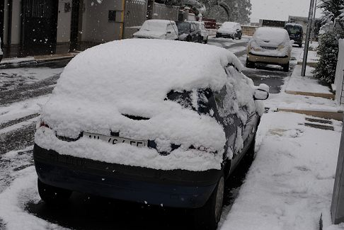 Neve - Nevicate anche a bassa quota