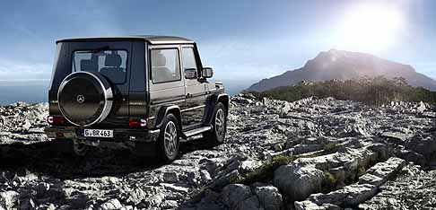 "Mercedes-Benz - Mercedes G-Class G 350 BlueTEC ""BA3 Final Edition"""