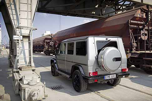"Mercedes-Benz - Mercedes-Benz G-Class G 500 ""Edition Select"" retrotreno vettura"