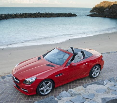 Mercedes-Bens - The New Mercedes SLK