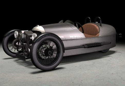 Morgan - Morgan ThreeWheeler