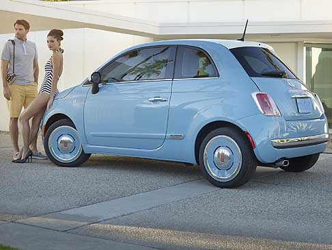Fiat - New Fiat 500 1957 limited editions