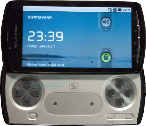 Sony - Sony Playstation Phone
