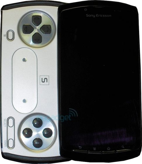 Sony - Sony Playstation Phone console e smartphone