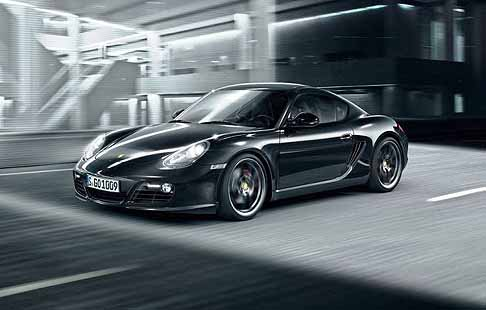 Porsche - New Porsche Cayman S Black Edition